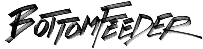 Bottomfeeder logo